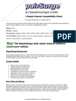 mini cooper s r56 service manual