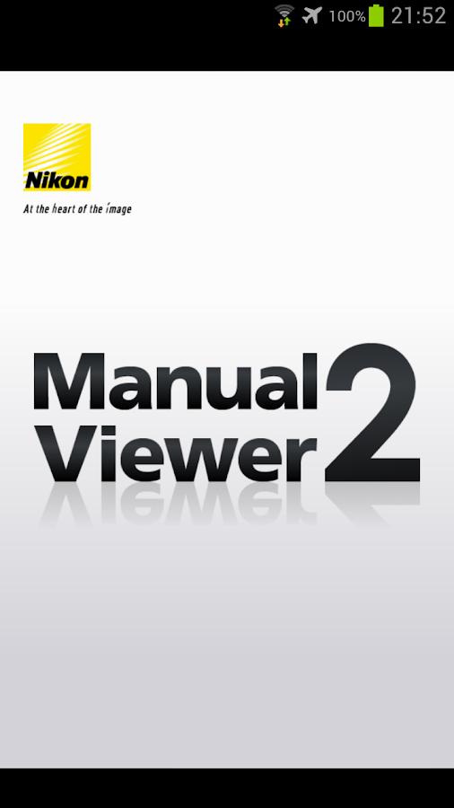 nikon manual viewer 2 android 5