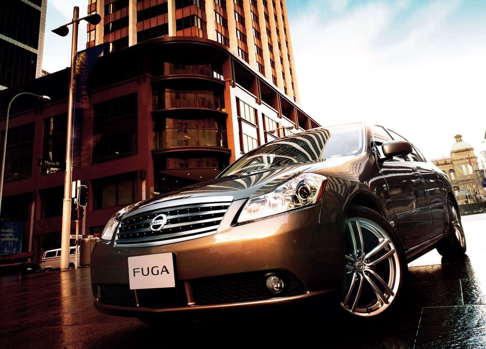 nissan fuga 350gt owners manual