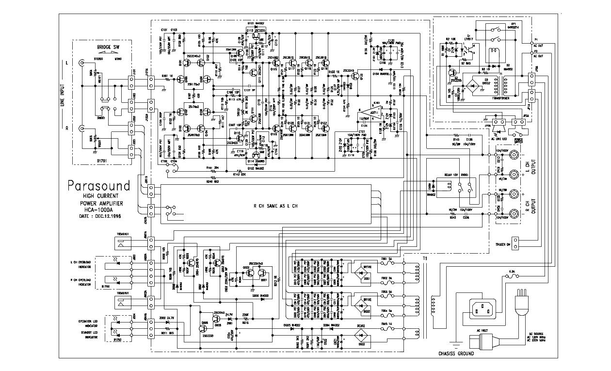 peavey pvi 2500 service manual