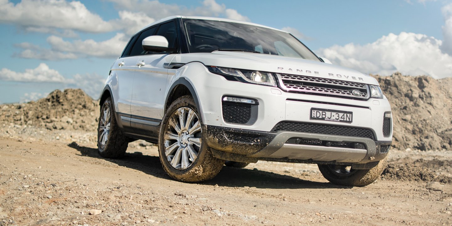 range rover evoque 2016 owners manual