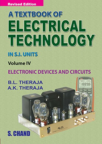 solution manual electrical technology by bl theraja vol 2