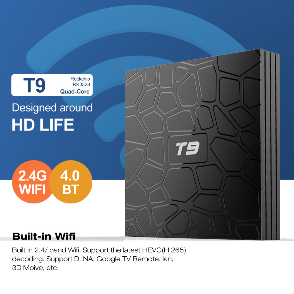 t9 android 8.1 tv box user manual