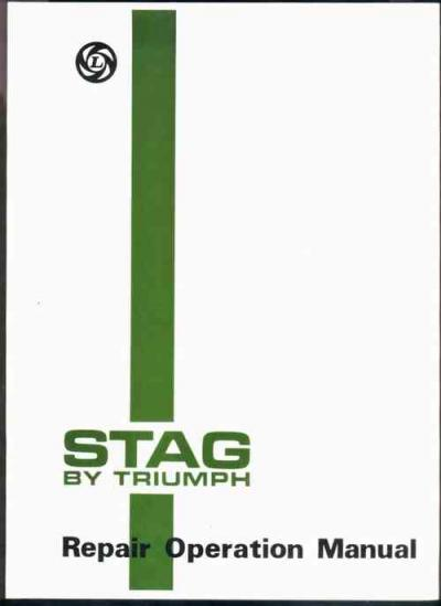 triumph stag owners manual pdf