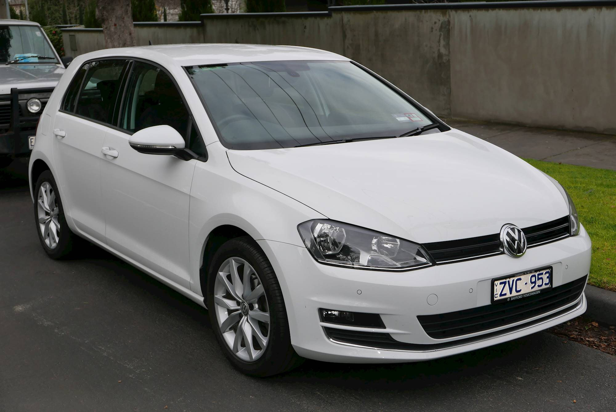 vw golf mk7 owners manual
